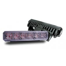 Axixtech Mini-stealth MS 6 Multi-Mount ECE R65 LED flitser