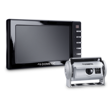Dometic PerfectView RVS 580 Achteruitrijcamera set