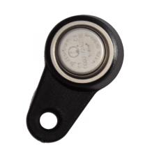 EuropeTrack ID-button magnetisch (zwart)